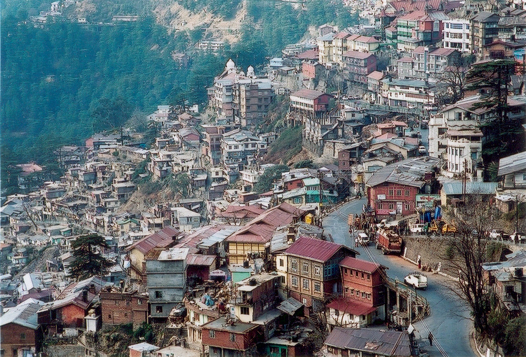 Shimla (Himachal Pradesh) Best places to visit in north India