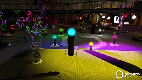Playstation Home: Move Space | by PlayStation.Blog