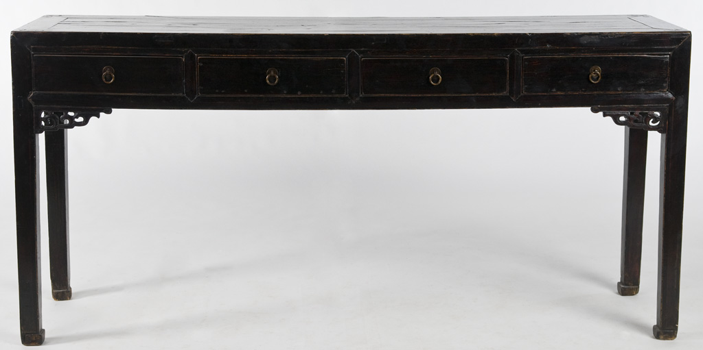 ... Cn1079y Antique Asian Console Table   By Silk Road Collection