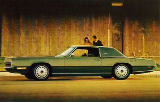 1971 Ford Thunderbird Landau 2 door coupe | by coconv
