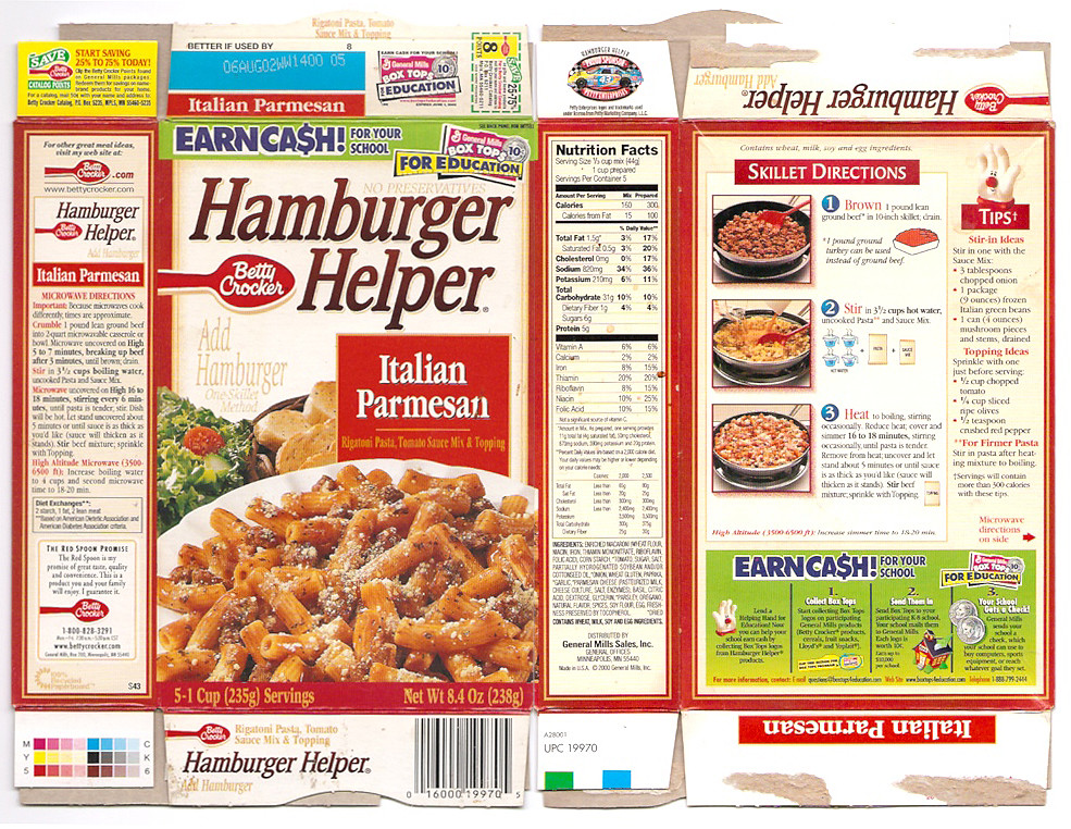 New Food Items
