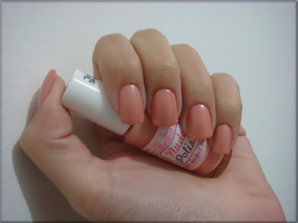 Eyeko - Nude Polish | For Perfect Nails 1 camada de base da … | Flickr