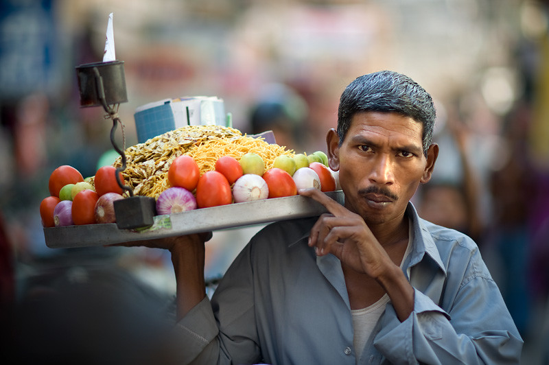 India #70 - home delivery
