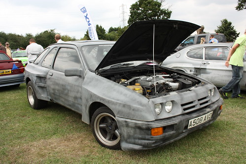 1983 ford sierra xr4i with cosworth engine flickr photo sharing. Black Bedroom Furniture Sets. Home Design Ideas