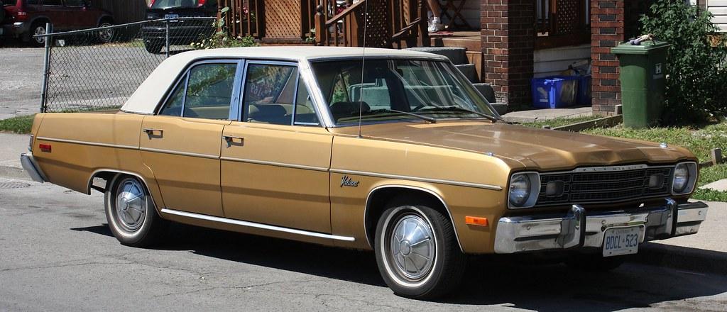 All Car Company >> 1974 Plymouth Valiant 4 door | Richard Spiegelman | Flickr