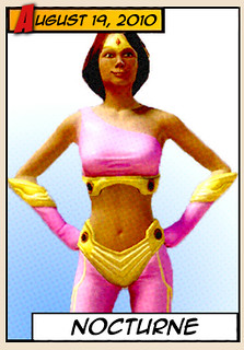 PlayStation Home Superhero costumes: Nocturne | by PlayStation.Blog