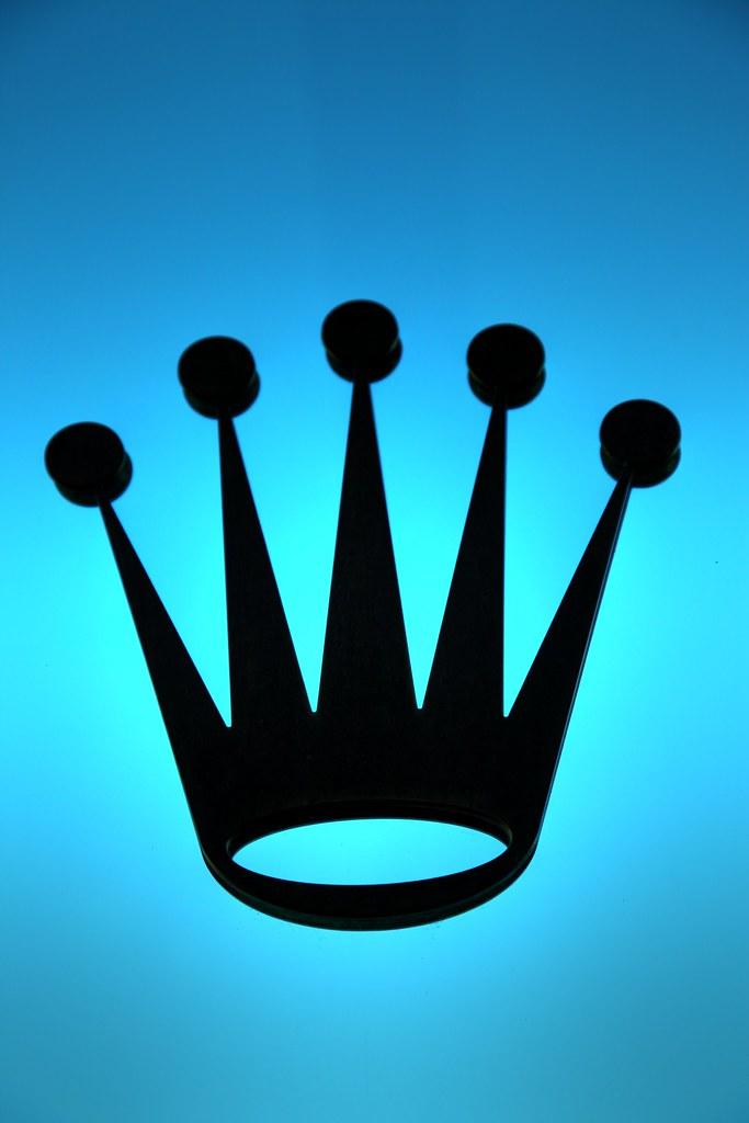 rolex crown ,daytona rolex blue face