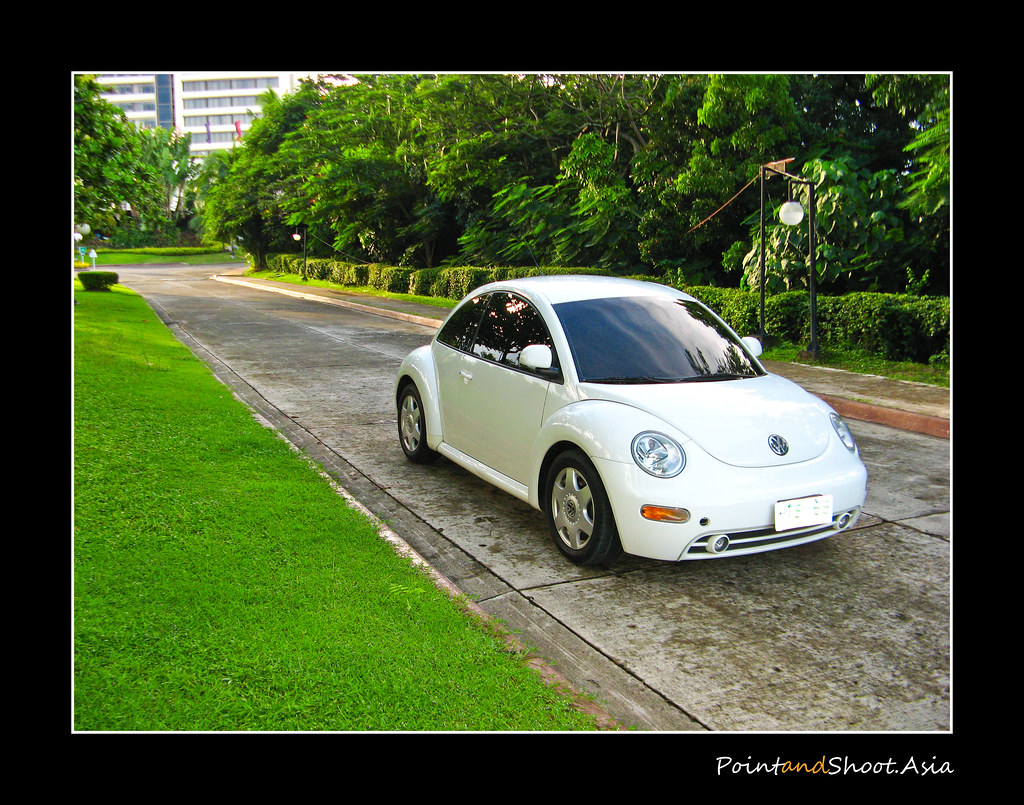 Volkswagen Beetle (2005) - For Sale in Cebu City ...