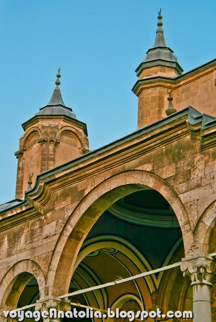 Konya Aziziye Mosque  voyageAnatolia.blogspot.com  By ...
