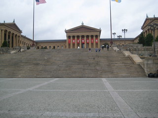 The famous Rocky steps | by schaffj