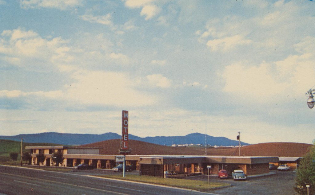 Hillcrest Motel - Moscow, Idaho