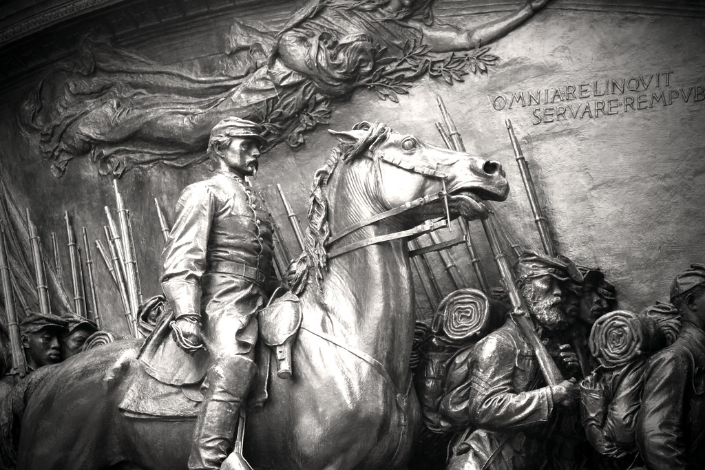 a reflection of the contributions of general robert e lee and the 54th massachusetts regiment The 54th is well known for their participation in the assault on fort wagner, south carolina on july 18, 1863 captain luis f emilio of company e published a reflective history of the 54th, a brave black regiment (1894), which is partially available on google books.
