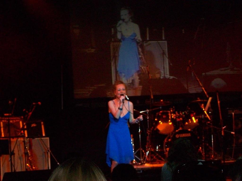 sonia 80s pop star at winter garden theatre eastbourne flickr