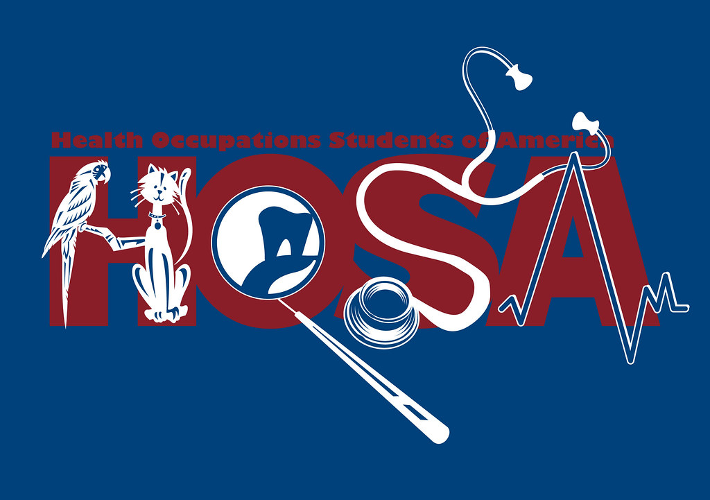 HOSA T-Shirt Logo | T-shirt design for a HOSA fundraiser ...