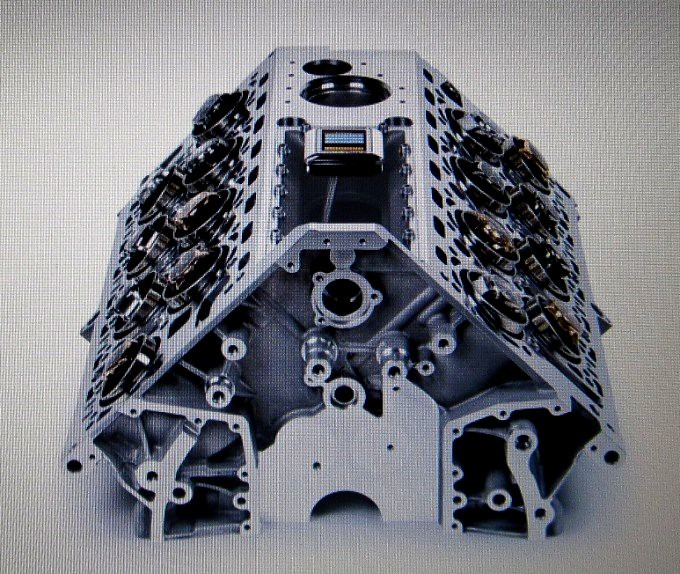 bugatti veyron 16 cylinder engine block now availible as flickr. Black Bedroom Furniture Sets. Home Design Ideas