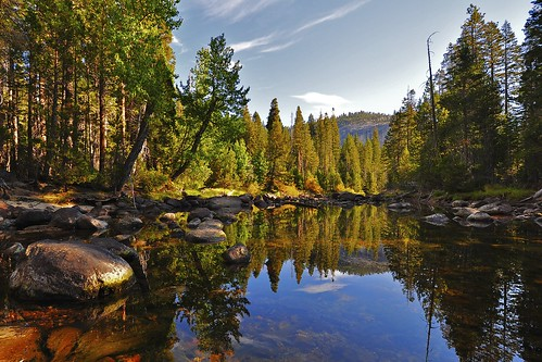 Merced River, Little Yosemite Valley, Yosemite National Park | by SteveD.