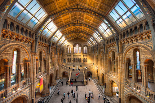 The Great Hall (HDR London, UK) | by blame_the_monkey