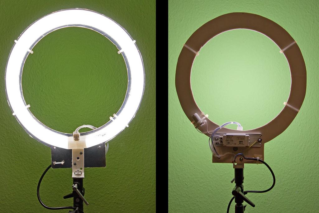 Diy Ringlight Do It Yourself Ringlight Works Fine Data
