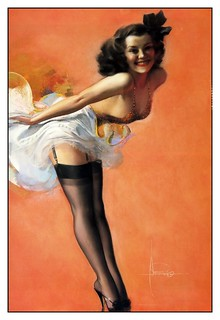 028-Rolf Armstrong-sin fecha-via Golden Age Comic Book Stories | by ayacata7