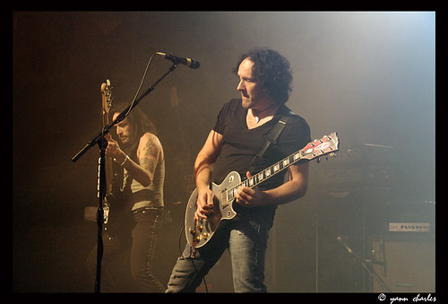 Thin Lizzy @ Le Bataclan. Paris 2011