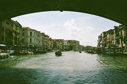 Under the rialto | by Lyndsay Jobe