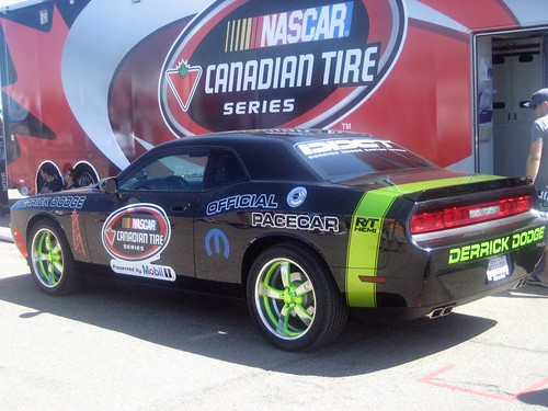 Nascar Canadian Tire Series | by blondygirl