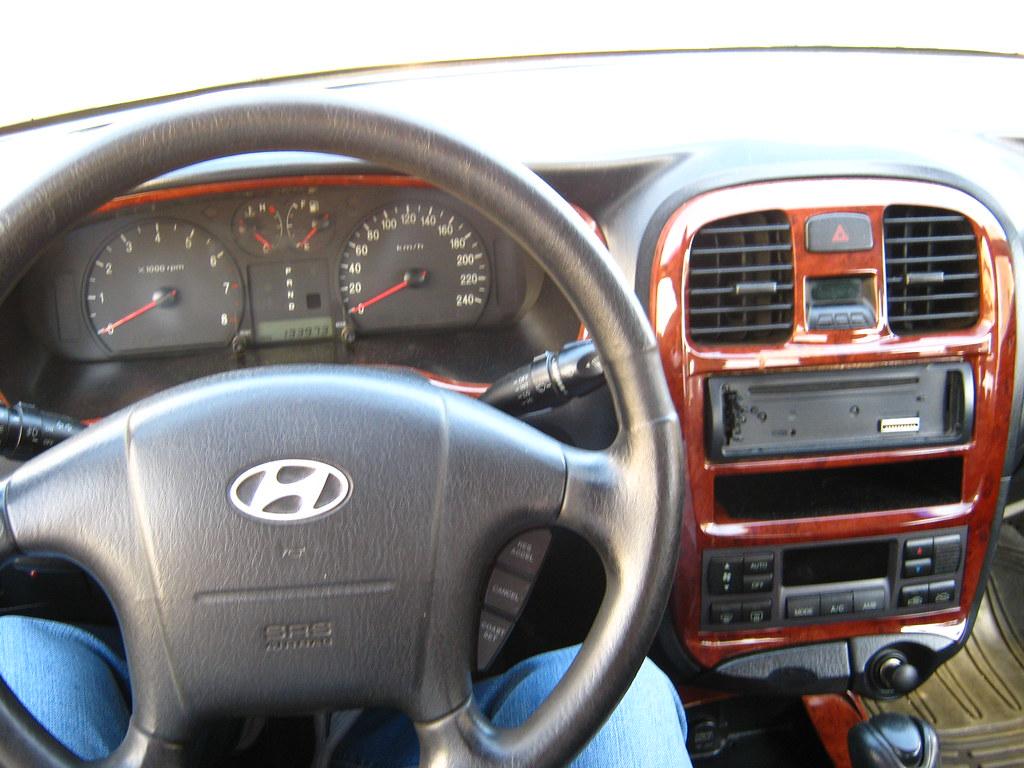... Hyundai Sonata GLS 2003 Interior | By Rody_Alon