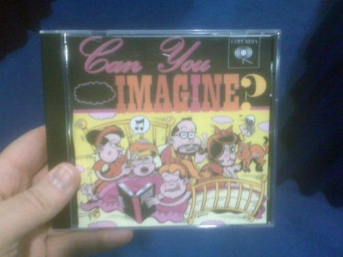 Peter Bagge's Can You Imagine? - Fantagraphics at Comic-Con 2010 | by fantagraphics