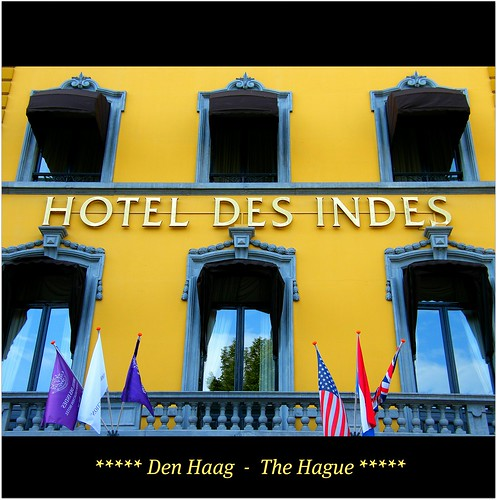 The legendary Hotel Des Indes, A Luxury Collection Hotel The Hague, The Netherlands - Hospitality = ICON! Enjoy the heart of the city! :) | by || UggBoy♥UggGirl || PHOTO || WORLD || TRAVEL ||