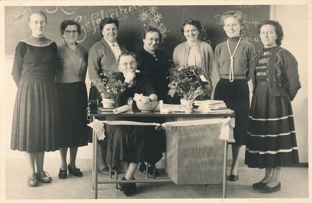 verjaardag juf jaren 50   Flickr   Photo Sharing!