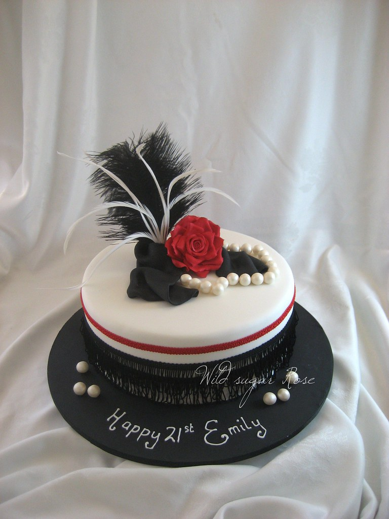 1920 S Theme Cake This Is One Of My Favourites So Much