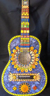 Sunburst Guitar | by Sherry♥