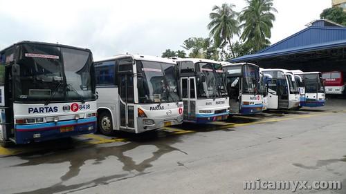 Partas Cubao Map Partas Cubao Bus Station