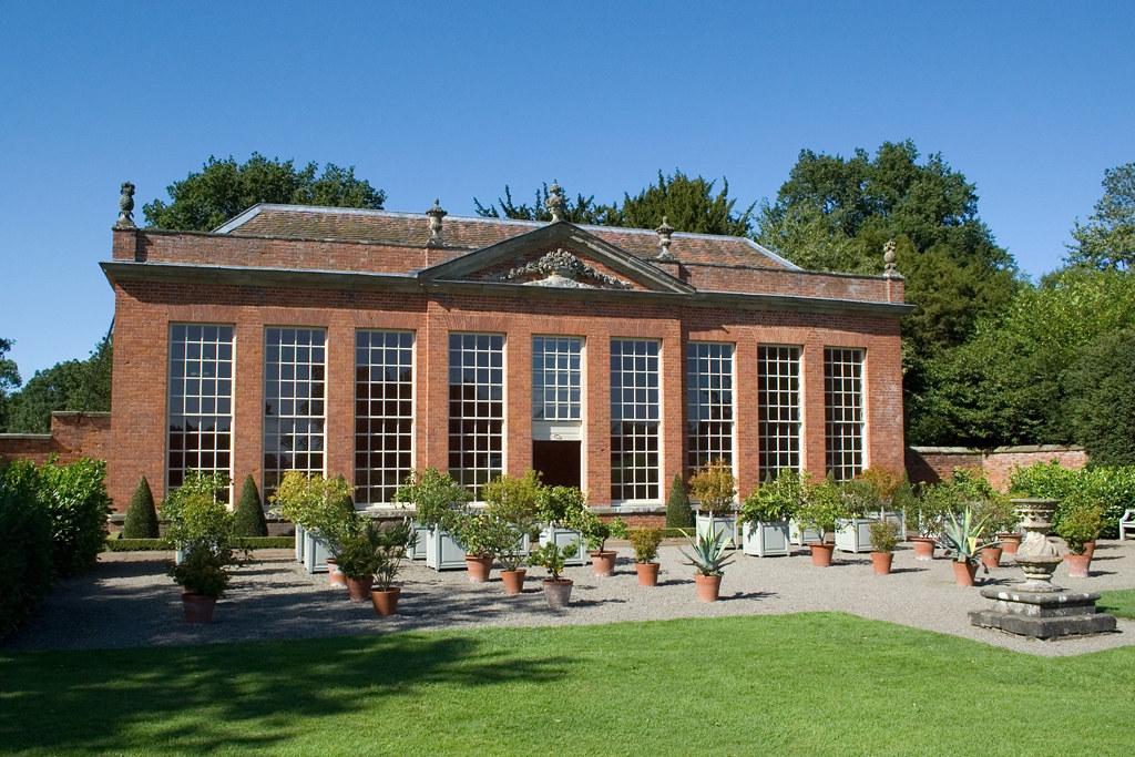 Hanbury Hall Orangery Hanbury Hall Orangery | by