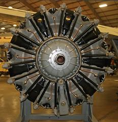 Pratt & Whitney R-1690-52 Horn...