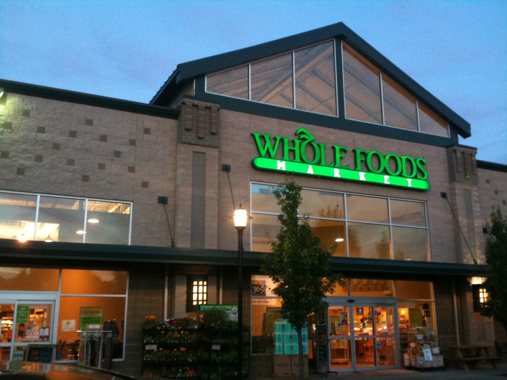 Whole Foods Vancouver Canada