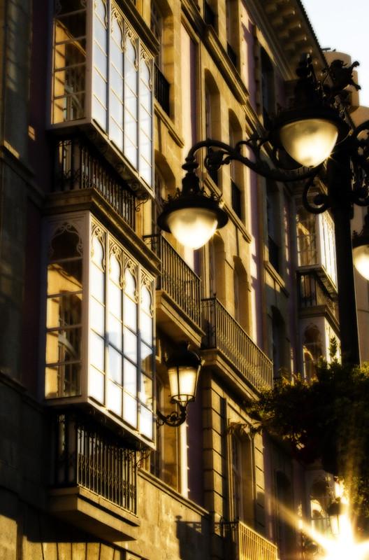 Santander building leon edificio santander leon spain for Santander leon sucursales