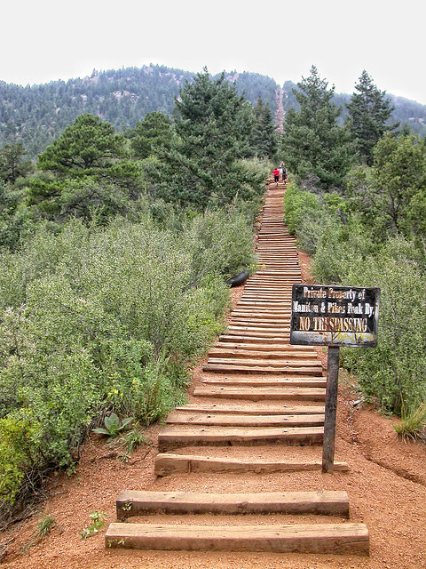 Manitou Incline Manitou Springs Colorado Flickr Photo Sharing