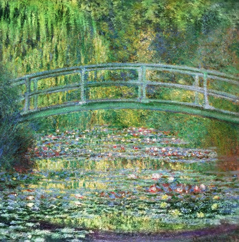 Beau Claude Monet Le Bassin Aux Nympheas #9: Download ...