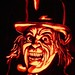 London After Midnight Pumpkin Carving