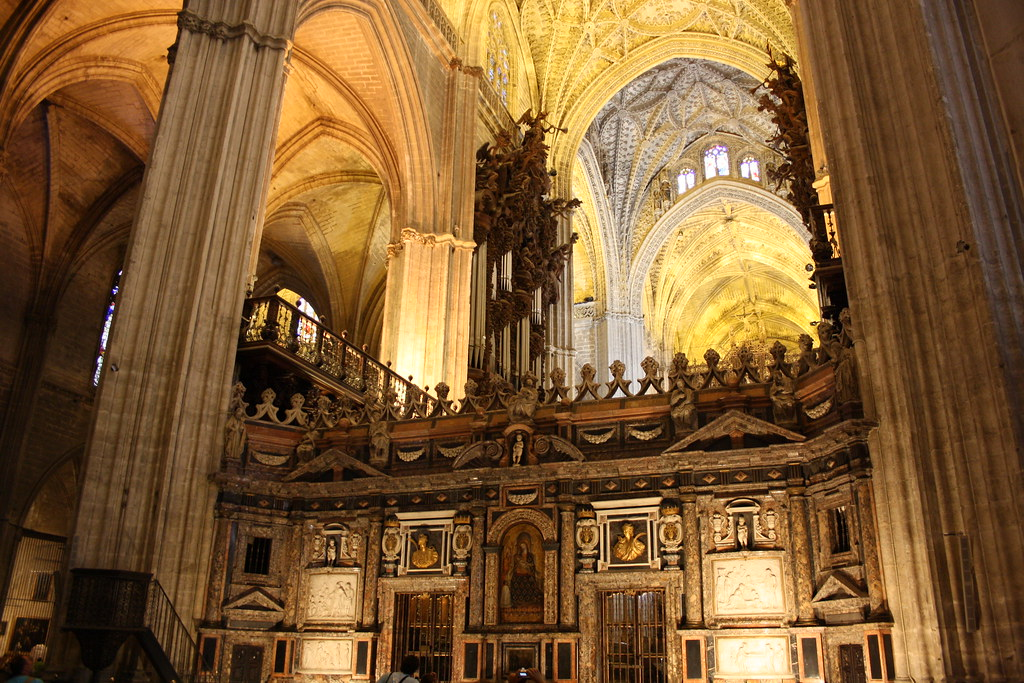 seville catholic singles St leander of seville by his faith and zeal the gothic people have been converted from aryanism to the catholic faith dating & singles dignity of life.