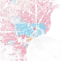 Race and ethnicity: Detroit