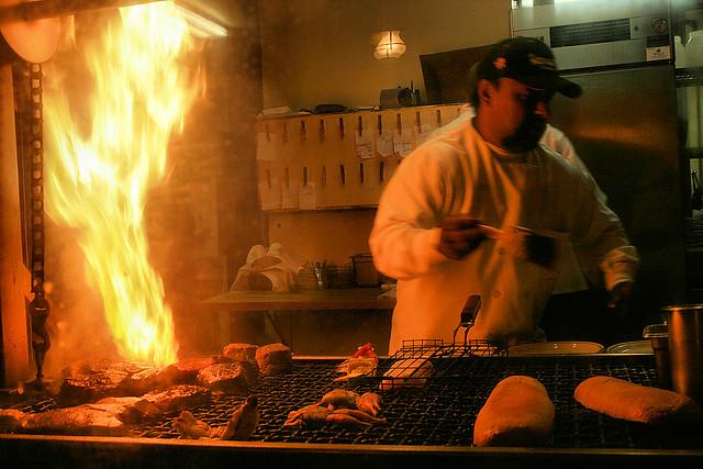 Celebrity Restaurant Haunts But Inexpensive In London
