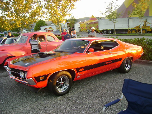 1970 Ford Torino Cobra Twister Special The Twister