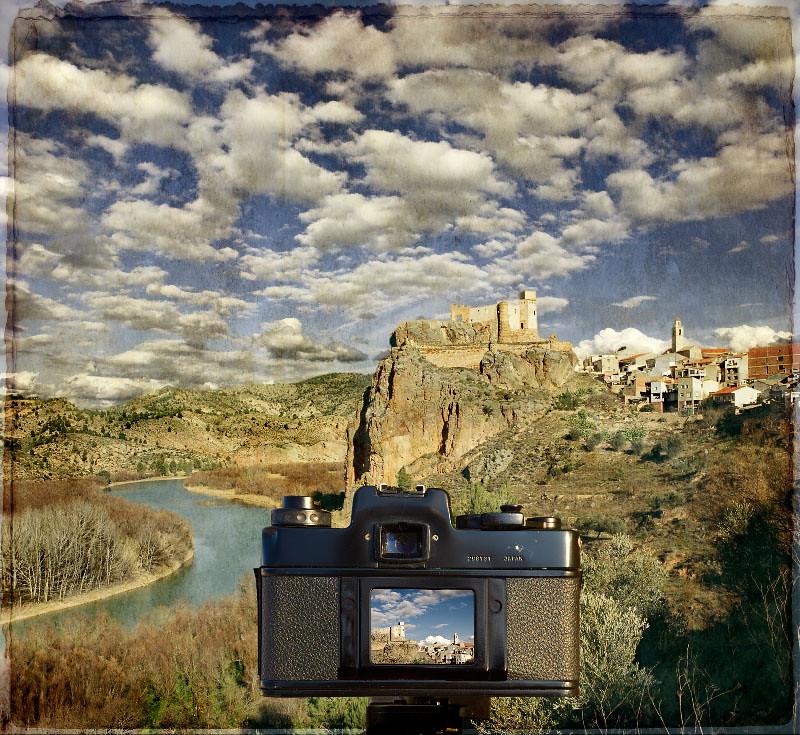 Castillo De Cofrentes Valencia My Better El Ranking De L Flickr