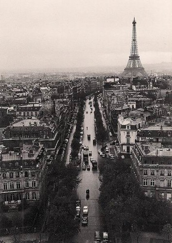 The First Time I Saw Paris by Peter Miller | by selphie10