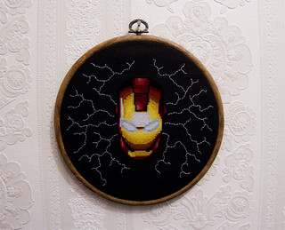 Iron Man | by stitchFIGHT