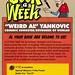 "Geek A Week Challenge: #29: ""Weird Al"" Yankovic (cardback)"