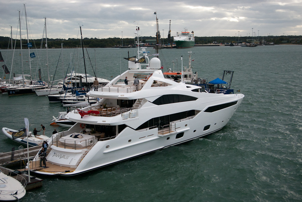 """Sunseeker """"Tanvas"""" 