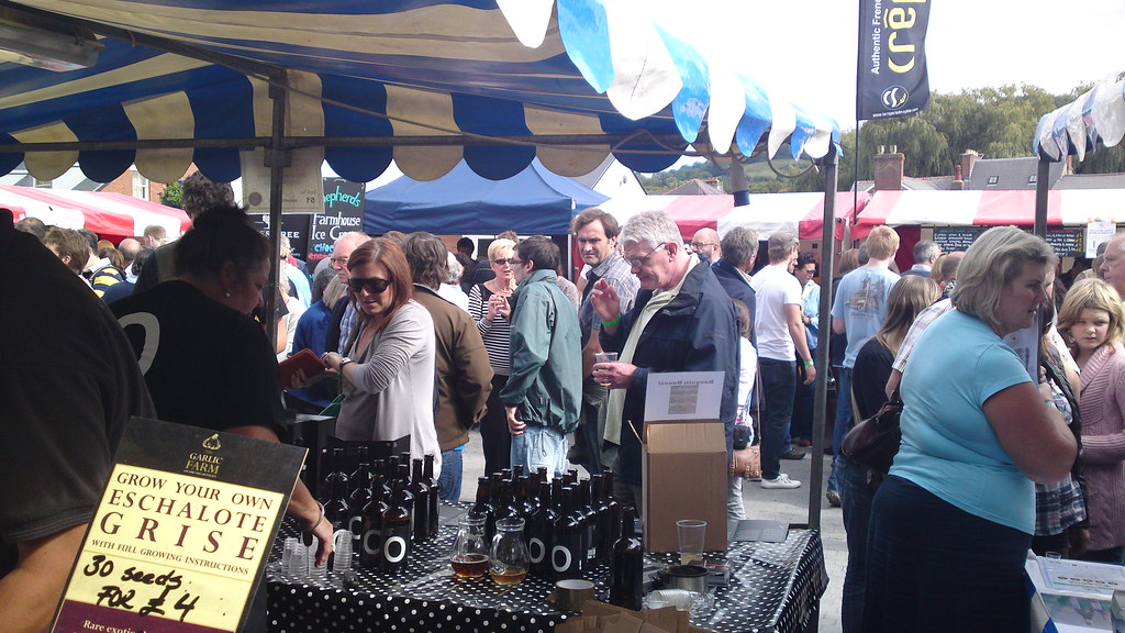Cardiff Food Festival Roath